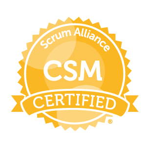 Ben Maffin - Certified Scrum Master